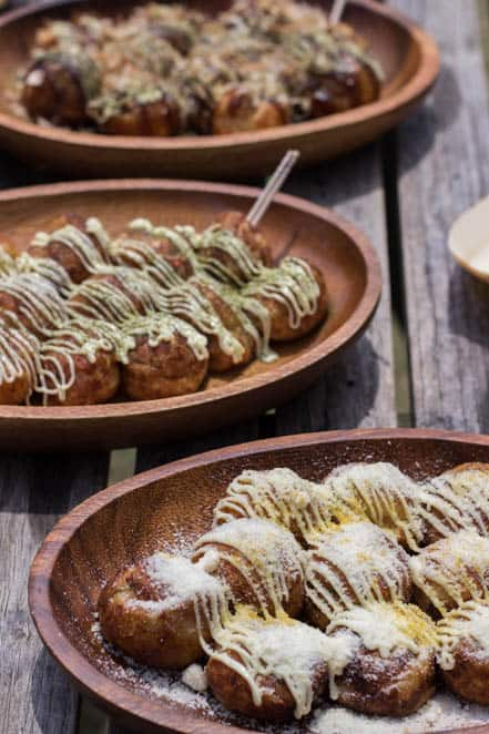 Yaki Is The New Yum In Osaka - Japanese Takoyaki Osaka