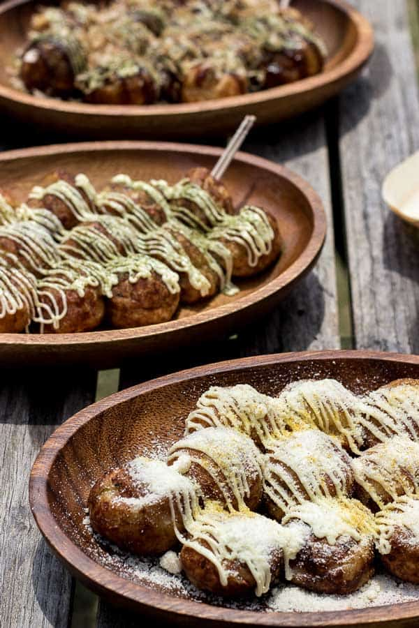 Quick and easy takoyaki wandercooks quick and easy takoyaki recipe create this crispy and gooey japanese street snack in minutes forumfinder Gallery