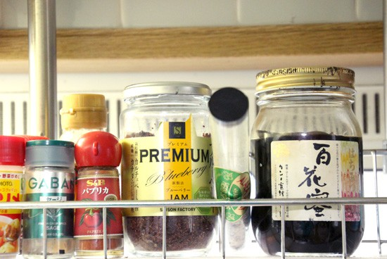 Cooking with Yoshiko - Yoshiko's favourite sauces and spices.