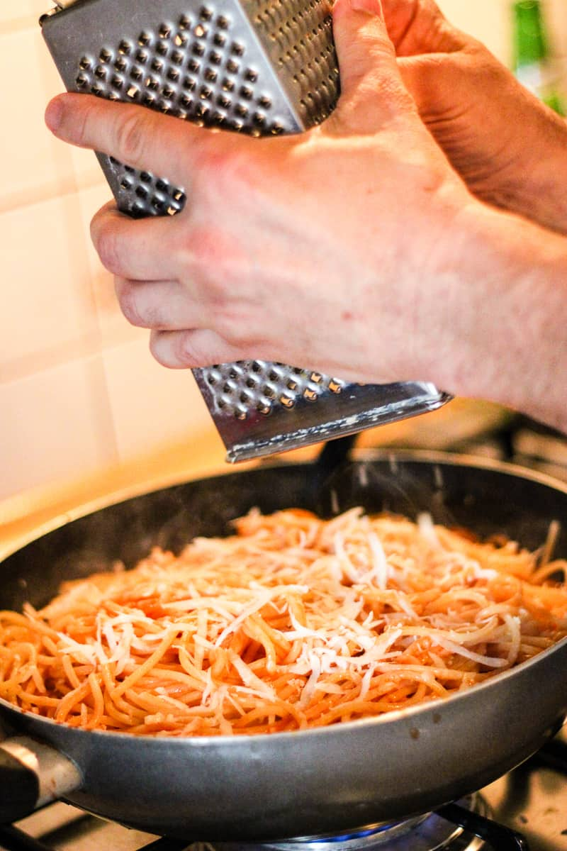 how to cook good spaghetti pasta