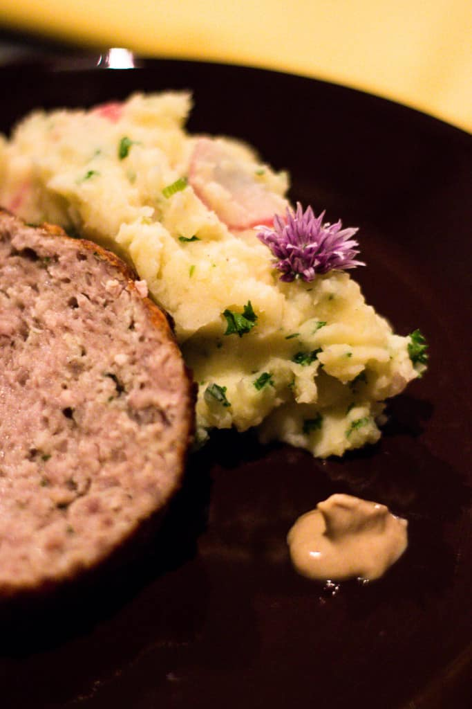 Belgian Meatloaf Recipe - Serve with stoemp for an authentic and delicious Belgian feast at home.