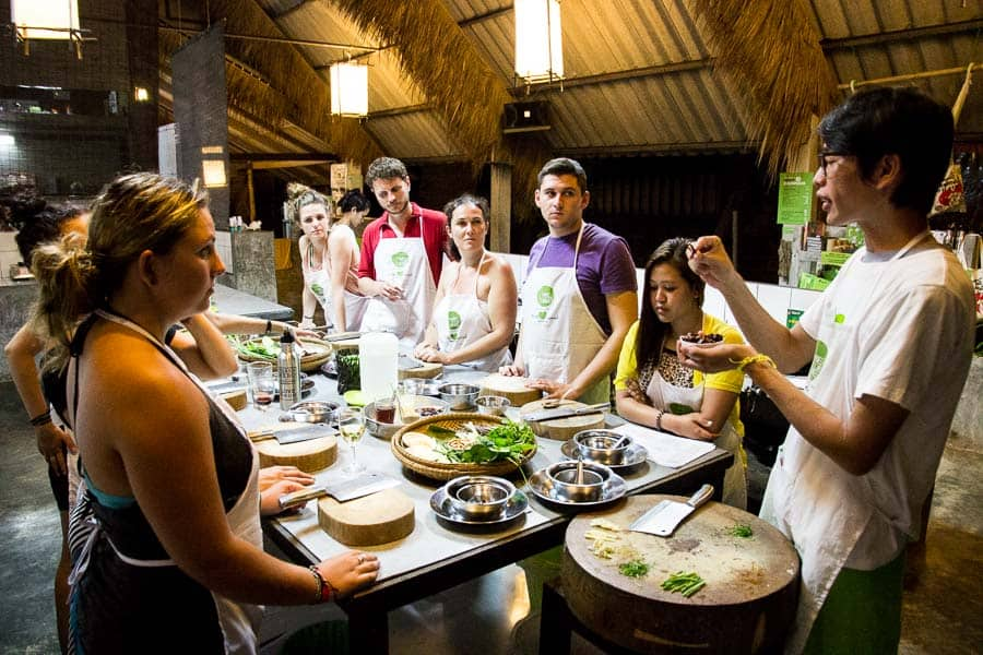 Time for Lime Lanta Thai Cooking Class - With Noi at the helm we learnt the roots of Thai cuisine. Simple, spicy and delicious meals from start to finish. | wandercooks.com