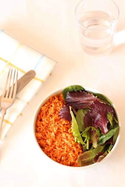 Decadent Christmas Dinners: West African Jollof Rice by Recipes from a Pantry