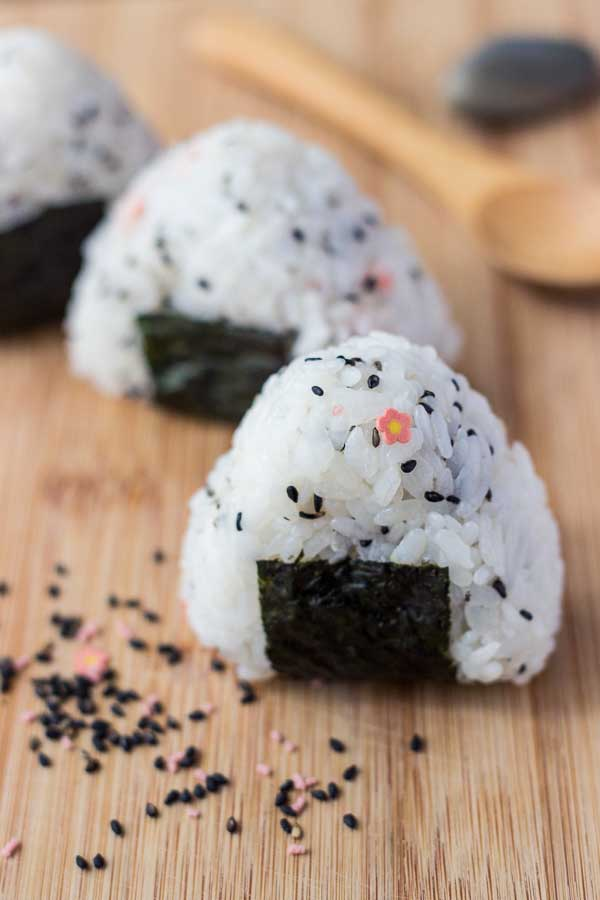 Onigiri recipe the simple japanese rice ball snack simple onigiri rice ball snack this fun snack is great to make in the morning forumfinder Gallery