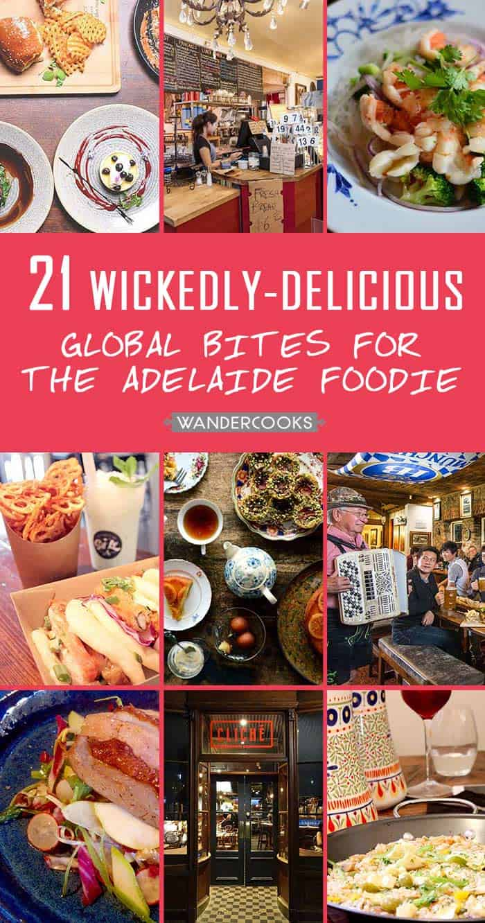 21 International Fashion Magazine You Ll Love: 21 Wickedly-Delicious Global Bites For The Adelaide Foodie