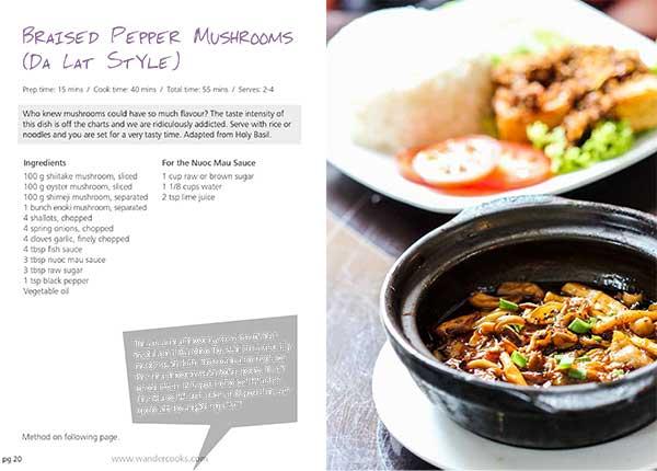 Vietnam: Discover. Cook. Eat eCookbook Sneak Preview
