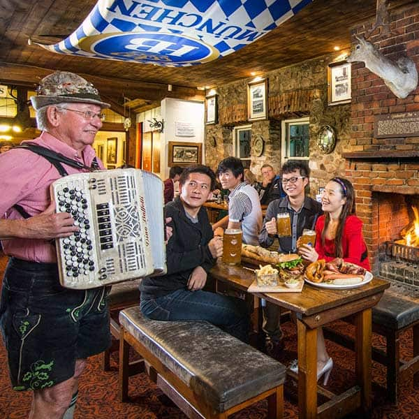 21 Wickedly-Delicious Global Bites For The Adelaide Foodie - Hahndorf Inn German Restaurant