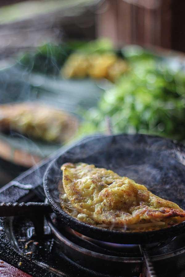 Vietnamese Banh Xeo Crispy Rice Flour Pancakes Wandercooks
