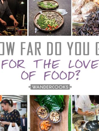 How Far Do You Go For The Love Of Food?