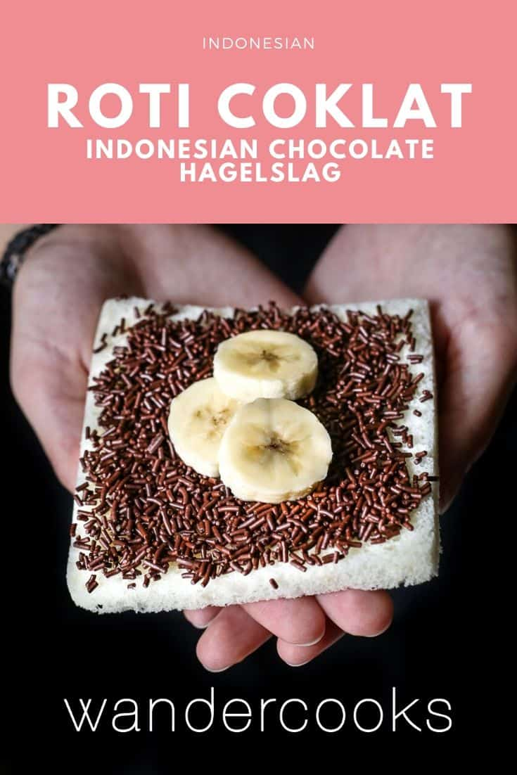 Roti Coklat – Indonesian Chocolate Hagelslag