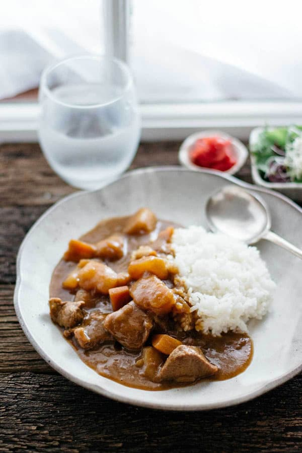 Beyond India: 13 Asian Curries To Rev Up Your Spice Addiction: Japanese Beef Curry Rice by Chopstick Chronicles.