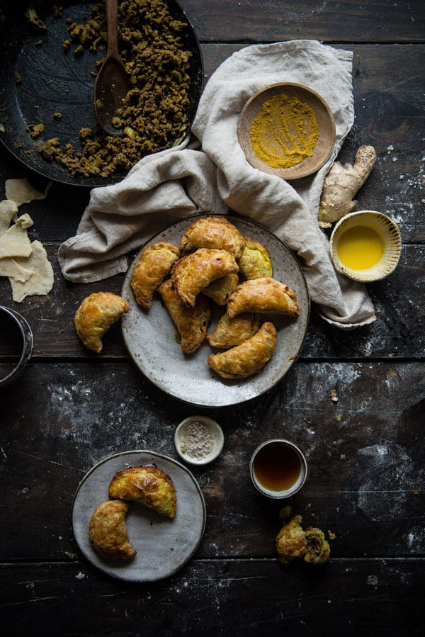 Beyond India: 13 Asian Curries To Rev Up Your Spice Addiction - Curry Puffs by Two Red Bowls.