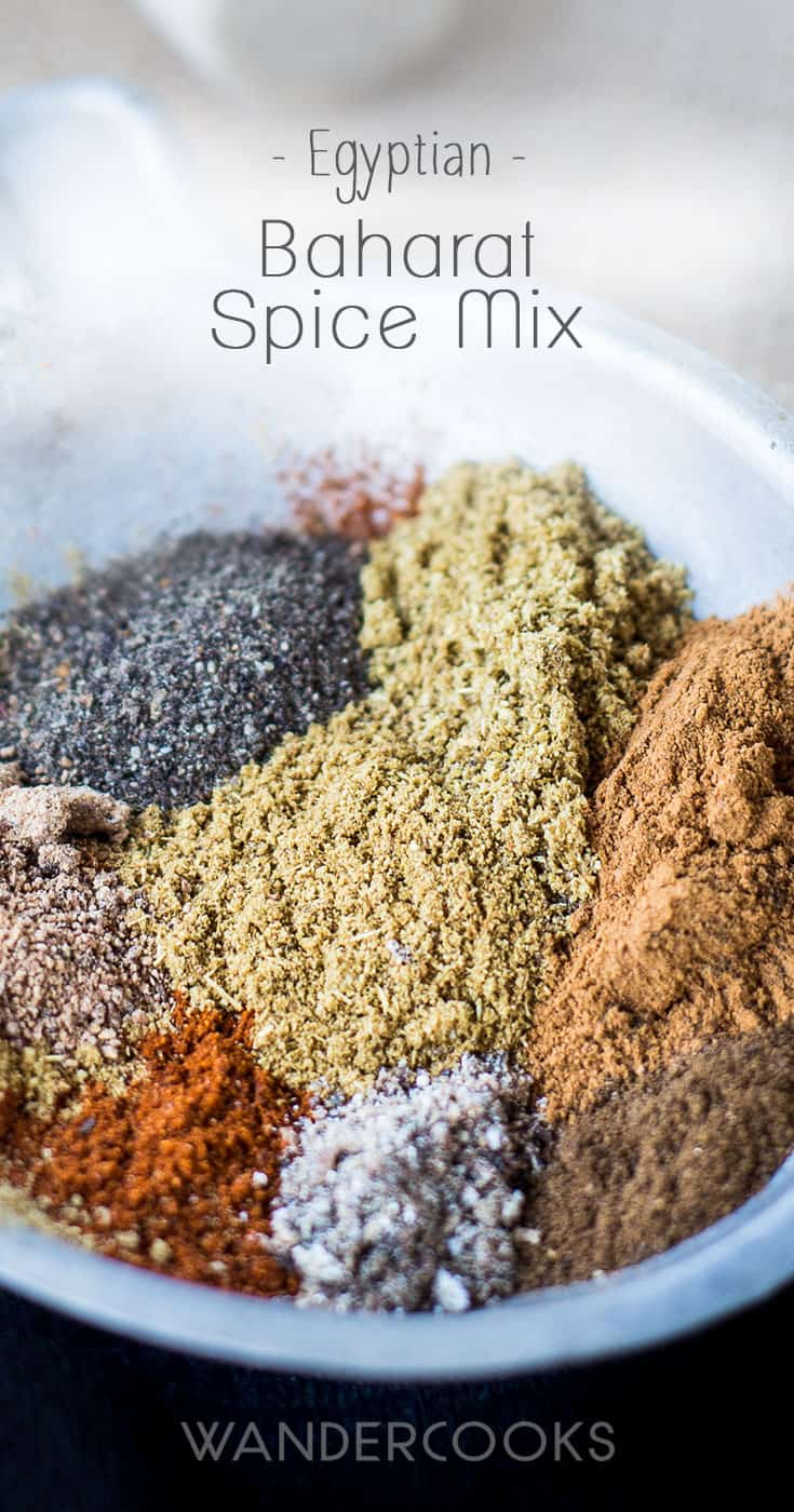 Baharat Recipe – Fragrant Middle Eastern Spice Mix