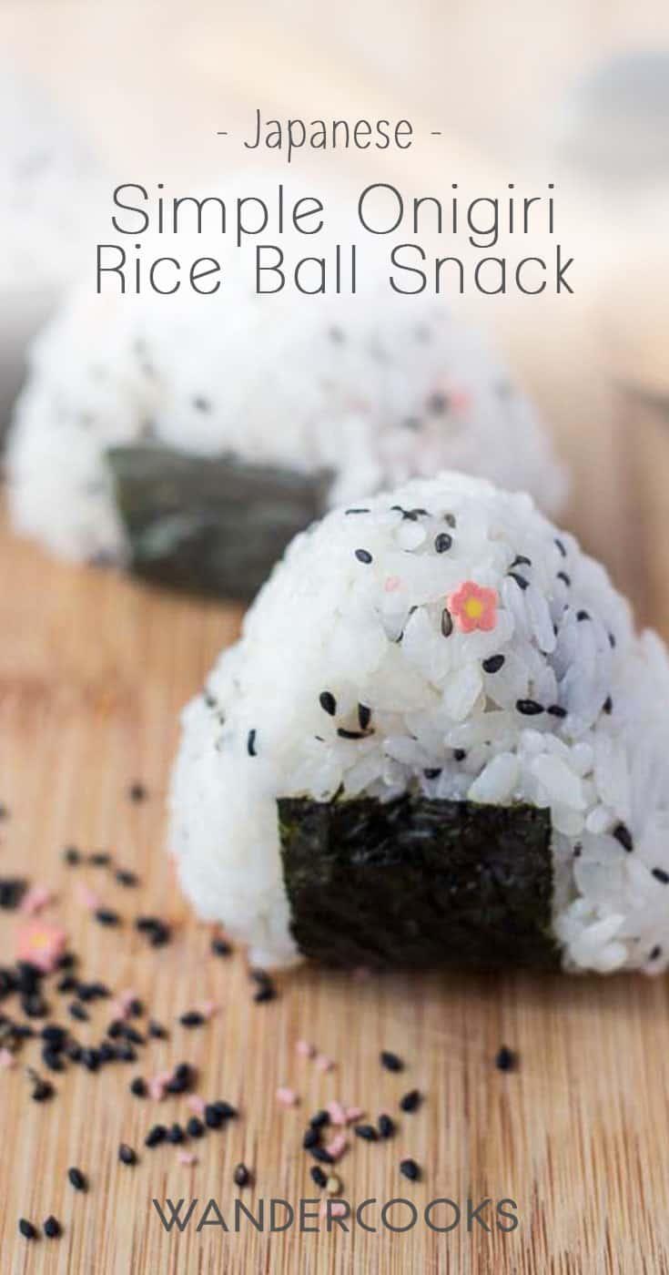 Easy Onigiri Recipe – Japanese Rice Ball Snack