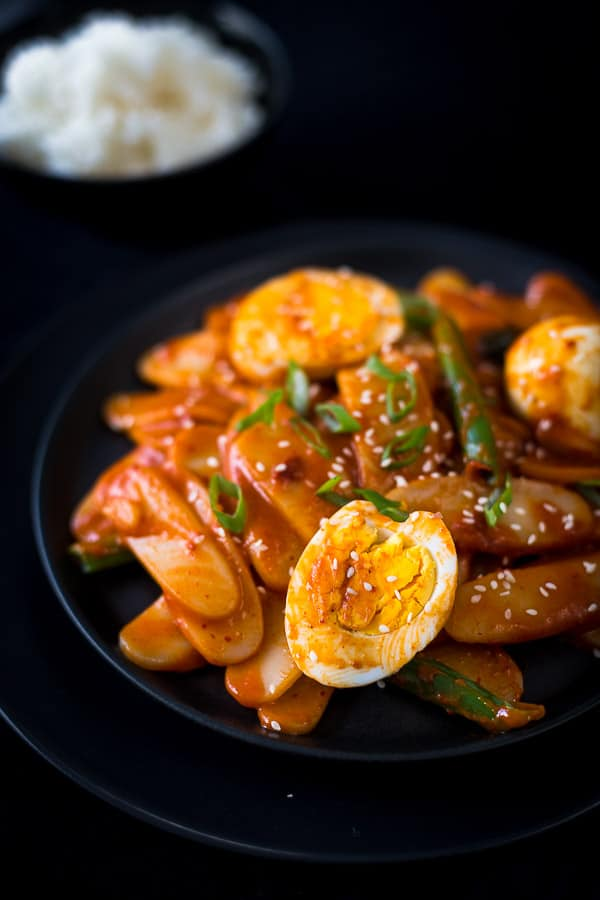 Korean Tteokbokki These Y Rice Cakes Are A Dinner Treat To Warm Up The Whole
