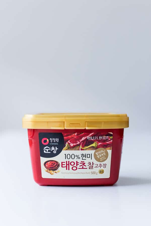 What Sauce Is Used With Korean Rice Cakes