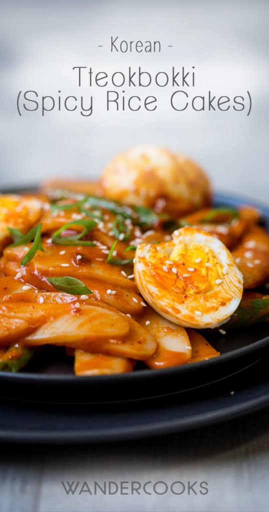 How To Make Korean Rice Cake For Tteokbokki