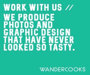 Graphic Designer Adelaide - Wandercooks