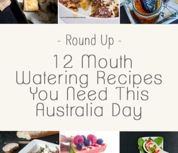 10 Mouth Watering Recipes You Need This Australia Day | wandercooks.com #australiaday #recipes #appetizers #quickrecipes