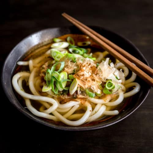 Udon Noodle Soup Recipe Wandercooks