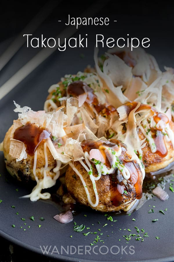 Quick and Easy Takoyaki Recipe