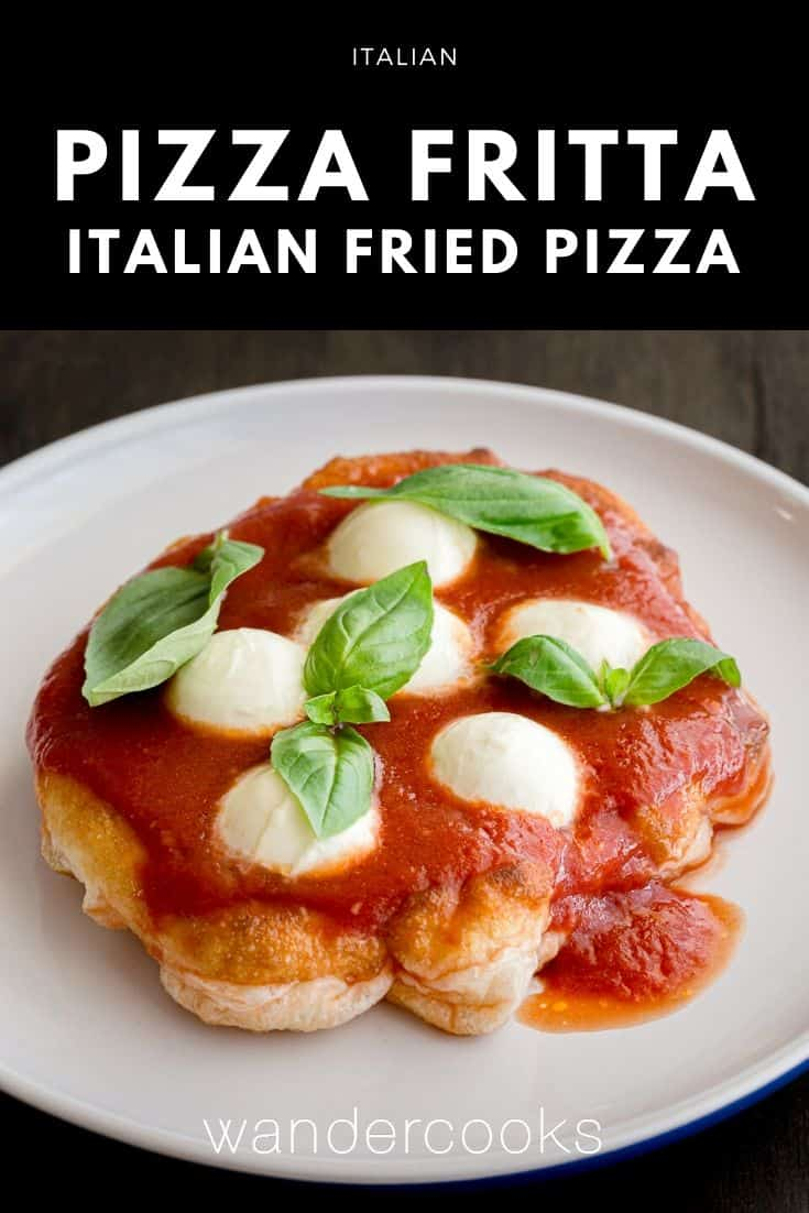 Pizza Fritta – Italian Fried Pizza