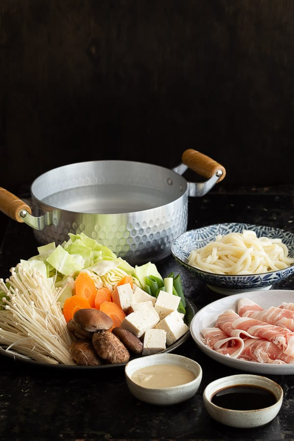 quick shabu shabu recipe  wandercooks