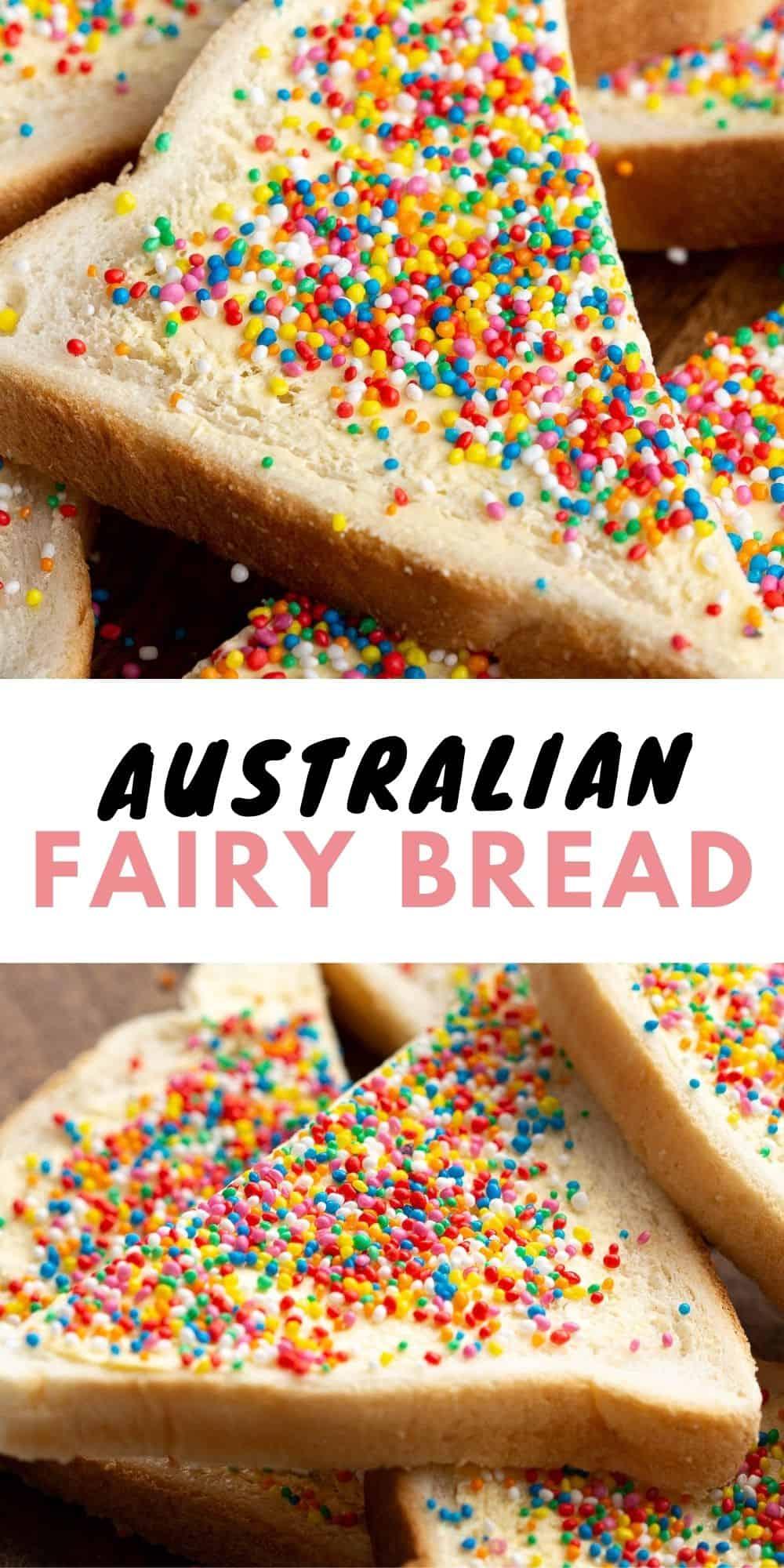 Australian Fairy Bread Recipe