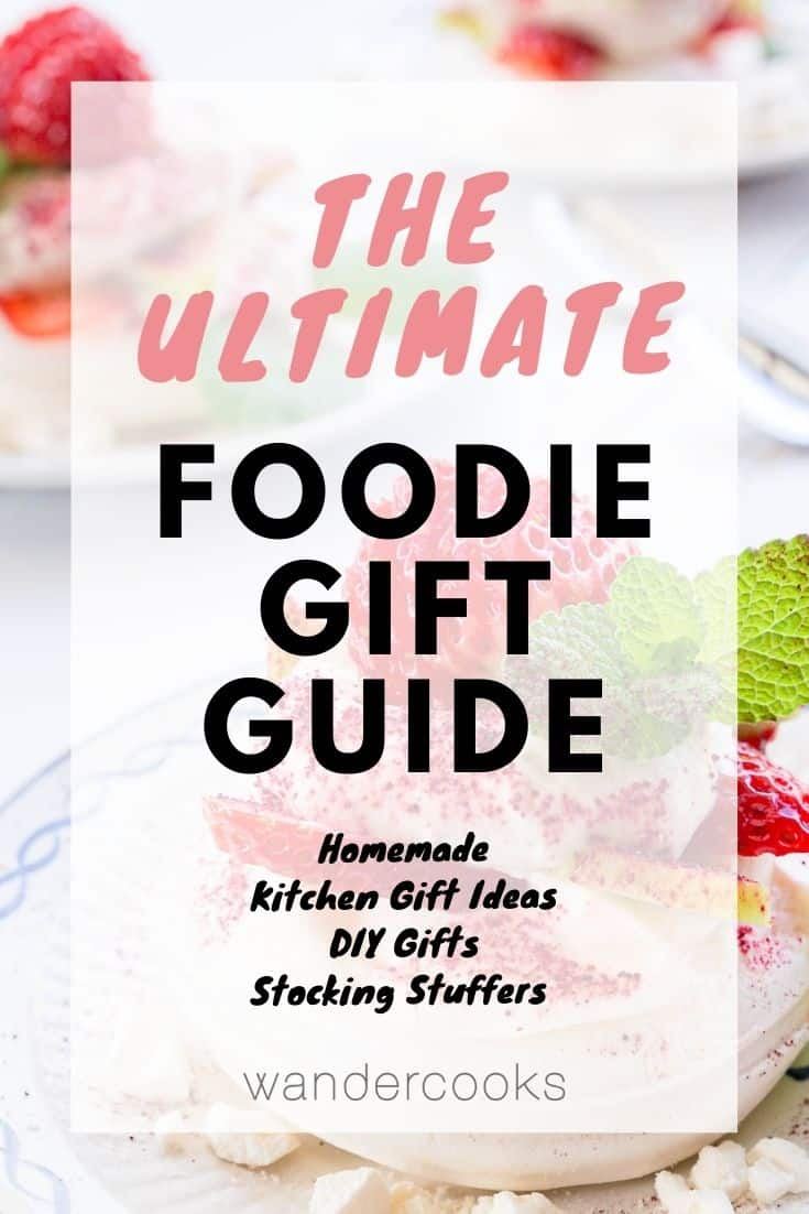 Best Gift Ideas for Foodies in 2020
