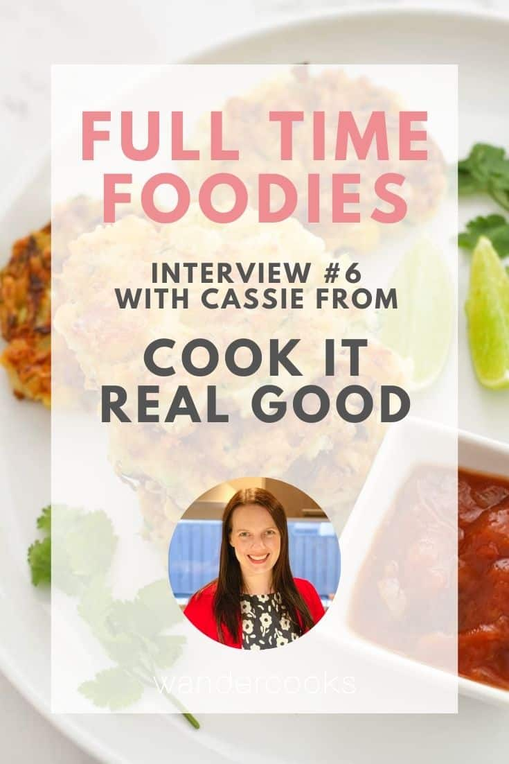 Full Time Foodies - Cook It Real Good