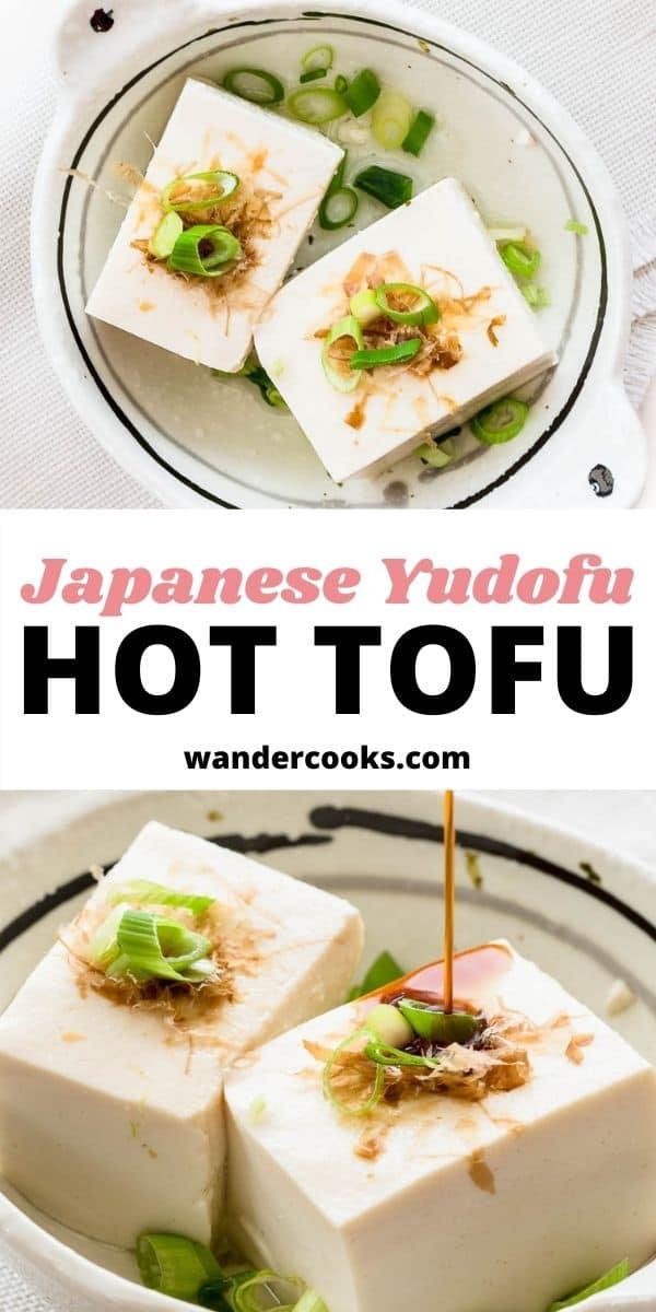Yudofu - Japanese Boiled Tofu Recipe