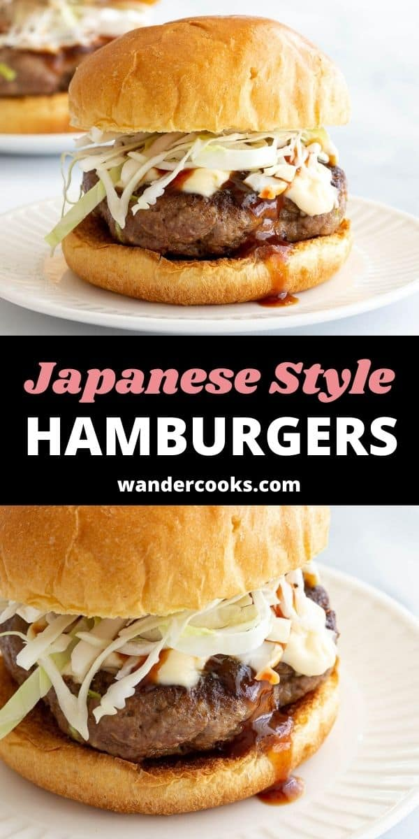 The Best Japanese Style Burgers