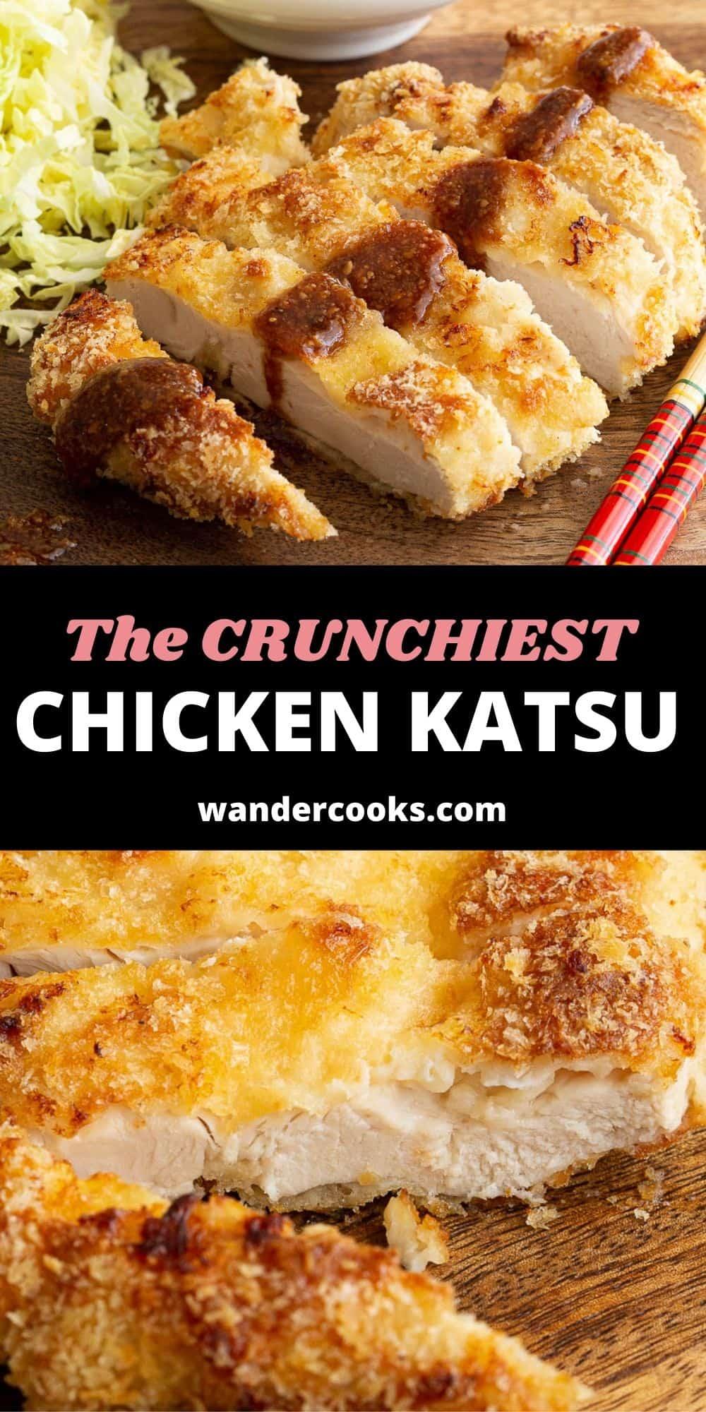 Easy Japanese Chicken Katsu - Air Fried Chicken Breast