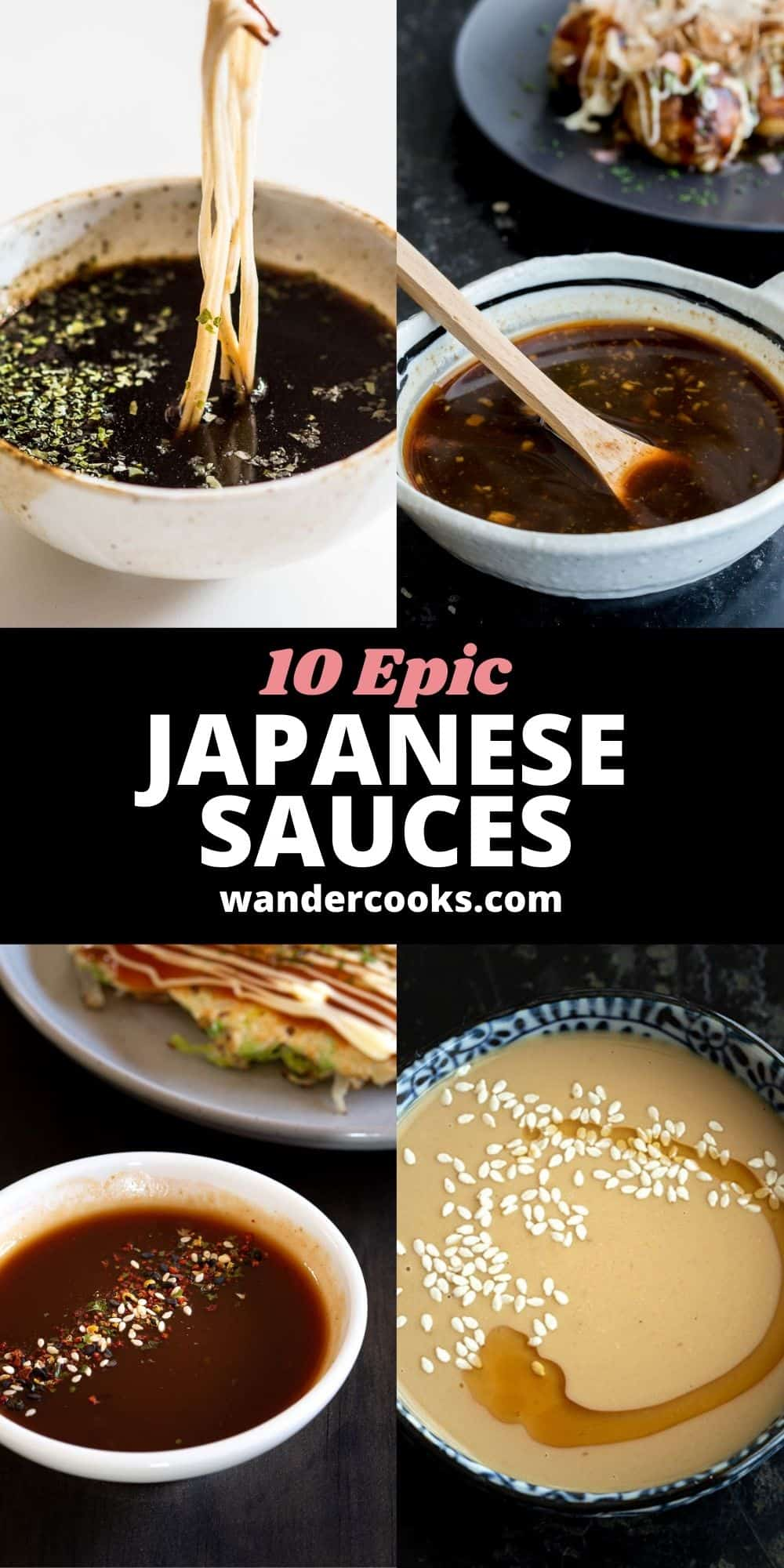 10 Epic Japanese Sauces Anyone Can Make At Home